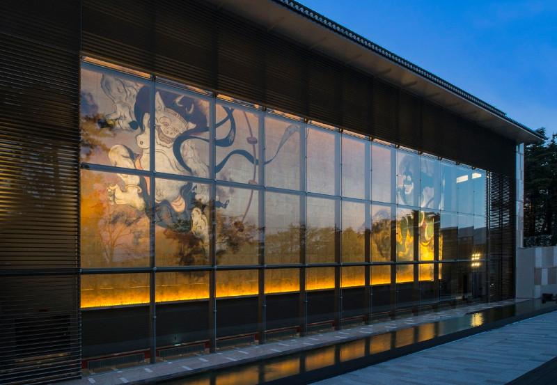 「岡田美術館」でアートと自然、癒しのフルコースを体験!
