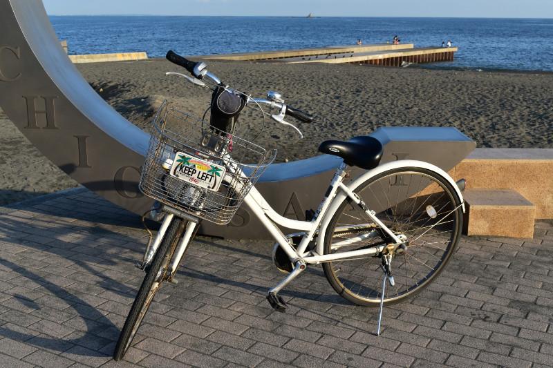 レンタサイクルで茅ヶ崎のオシャレスポットを巡る!
