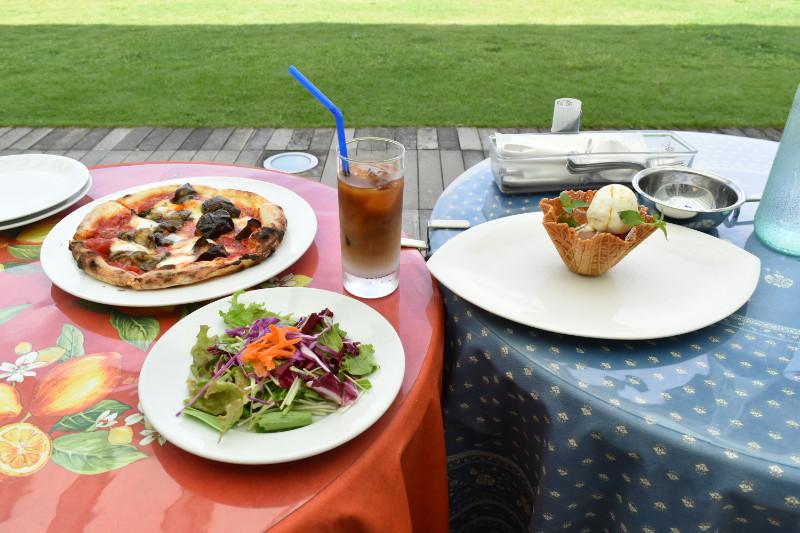 在俯瞰东京湾的餐厅享用意大利料理!