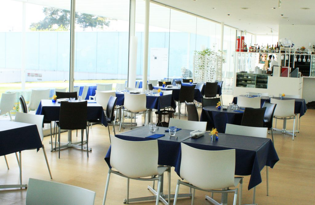 東京湾を一望できるレストランで味わうイタリアン!
