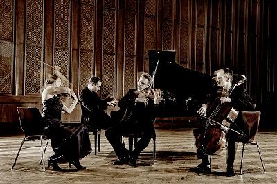 横浜みなとみらいホール開館20周年 フォーレ四重奏団 モーツァルト ピアノ四重奏曲演奏会