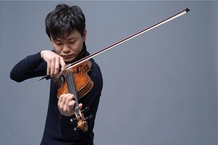 午後の音楽会 第98回 弓新 ヴァイオリンリサイタル