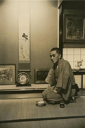 スポット展示「広津和郎と絵画~近年の収蔵資料を中心に~」