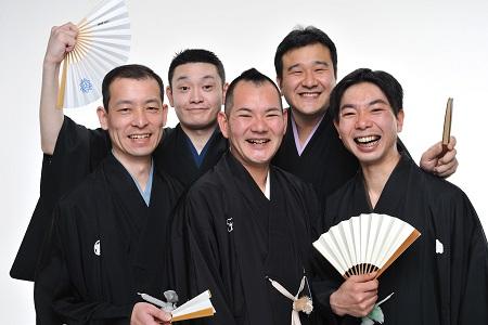 五人の真打による 庚寅長月の会 戸塚公演