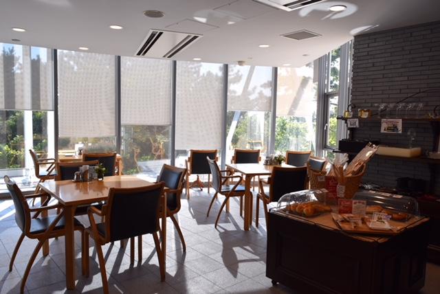 食材から、器、インテリアまで楽しめる「美術館カフェ」