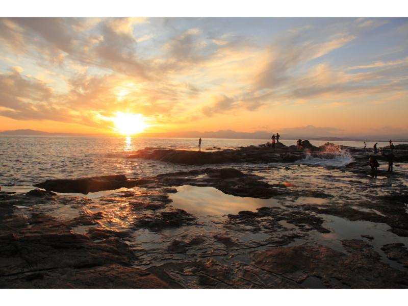 实现人生各种各样的愿望,江之岛的能量聚合地