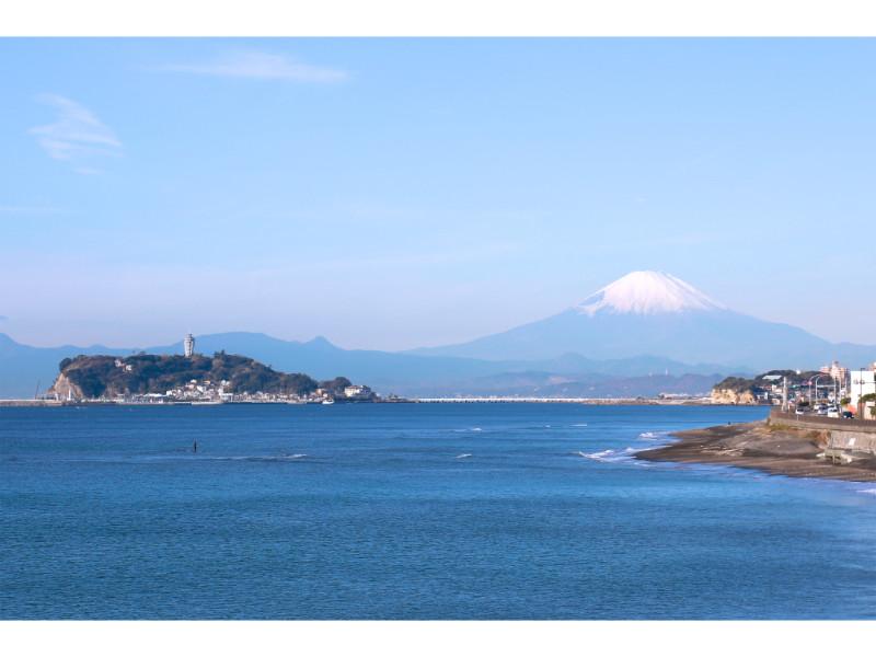 인생의 다양한 염원을 성취하는 에노시마의 파워 스폿