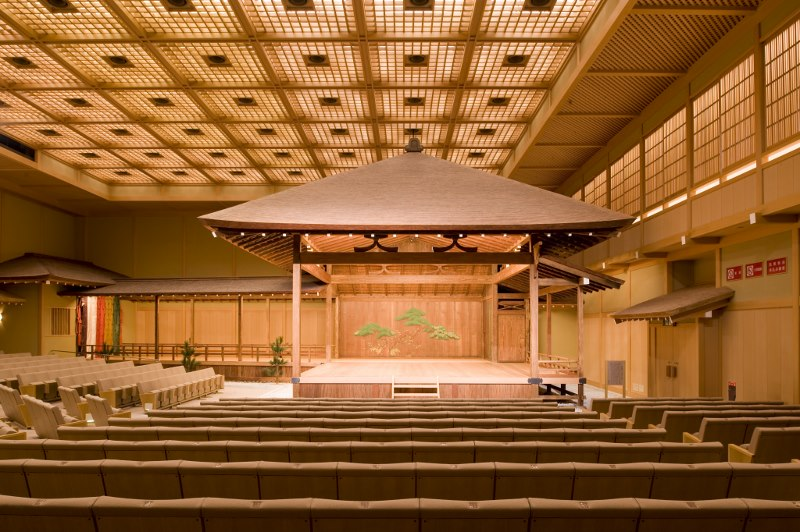 【能乐、狂言】世界上最古老的舞台艺术