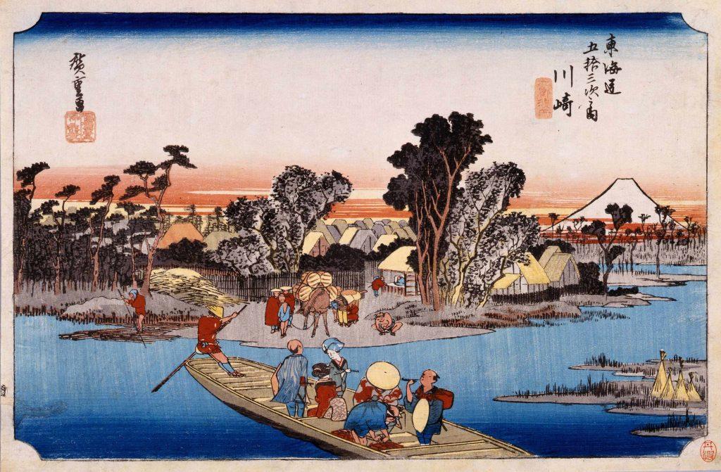 浮世絵で見る、知る、神奈川県の原風景