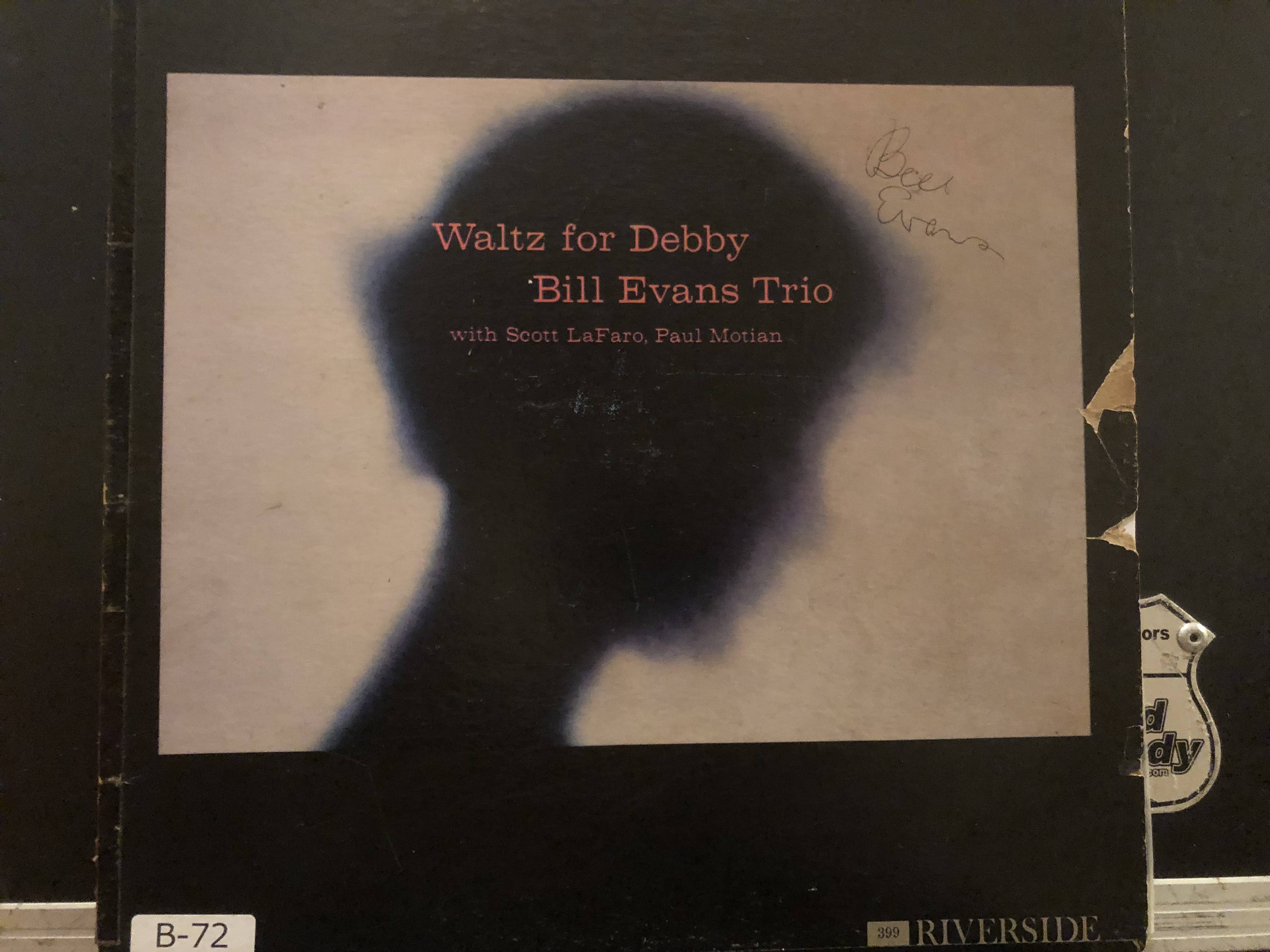 Noge morning, coffee and Bill Evans