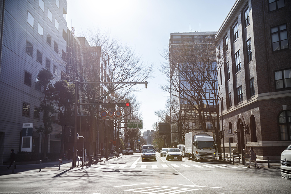 ヨコハマのディープカルチャーストリート「大さん橋通り」へGO!