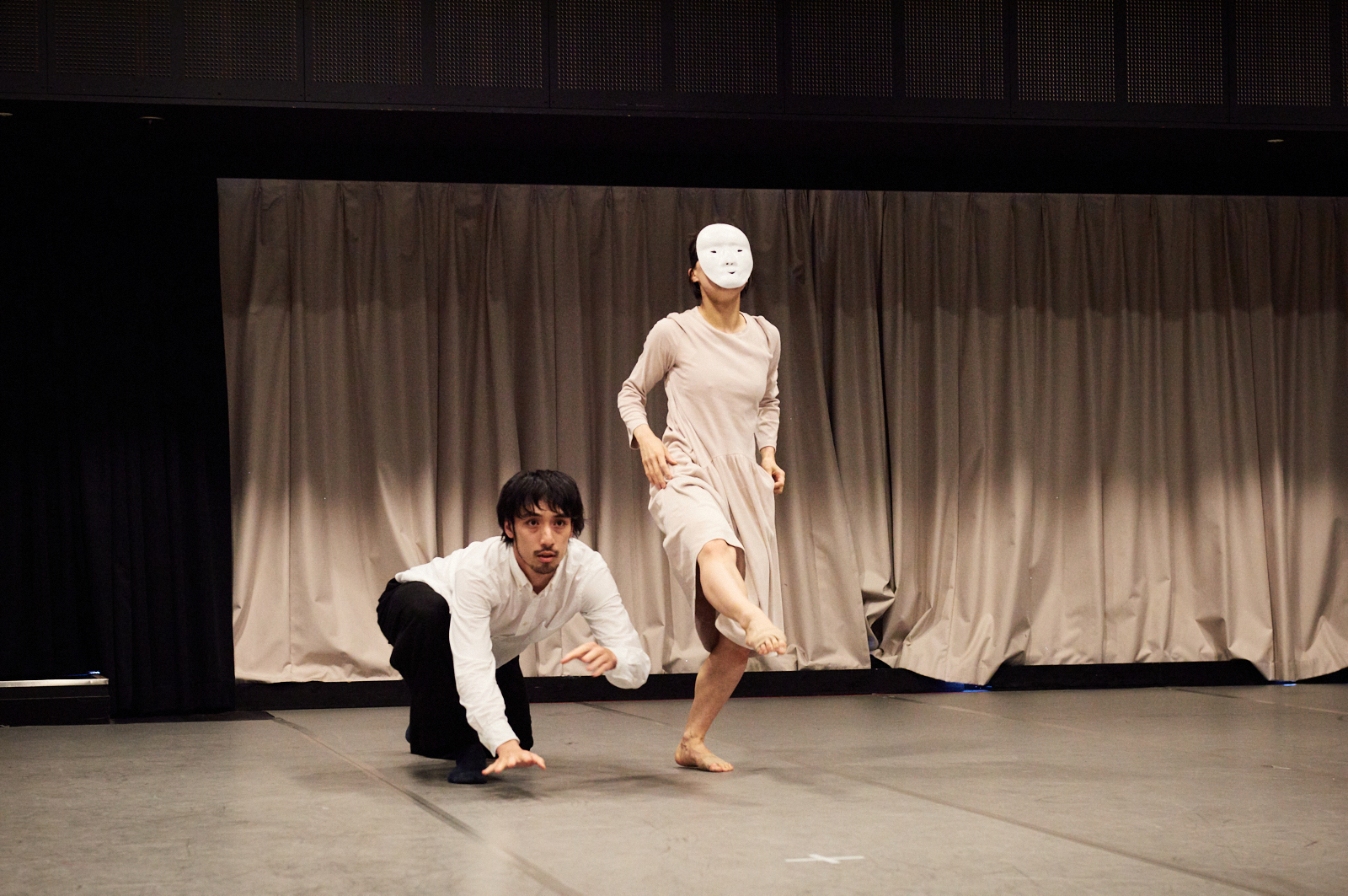 """Now"" of dance art in Kanagawa gathers in red brick!"