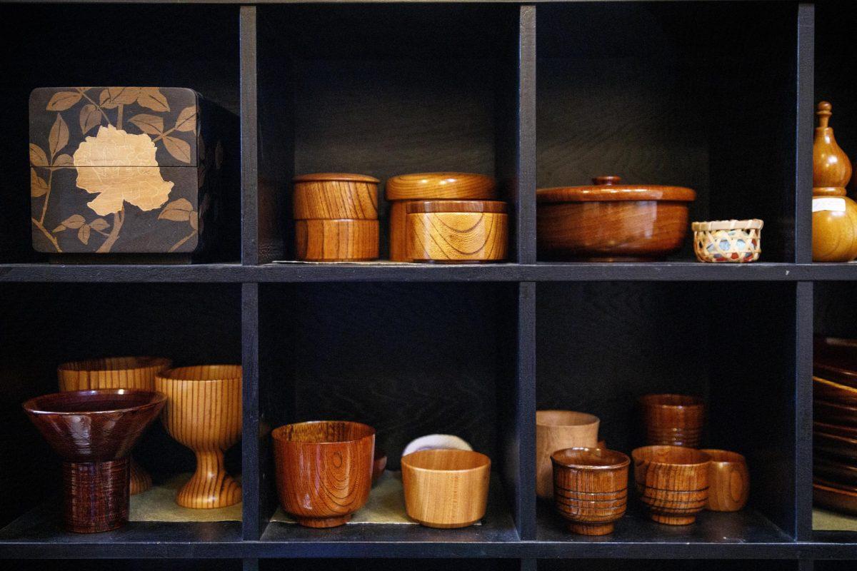 【小田原漆器】木目の美しさを活かし、自然の風合いを楽しむ器