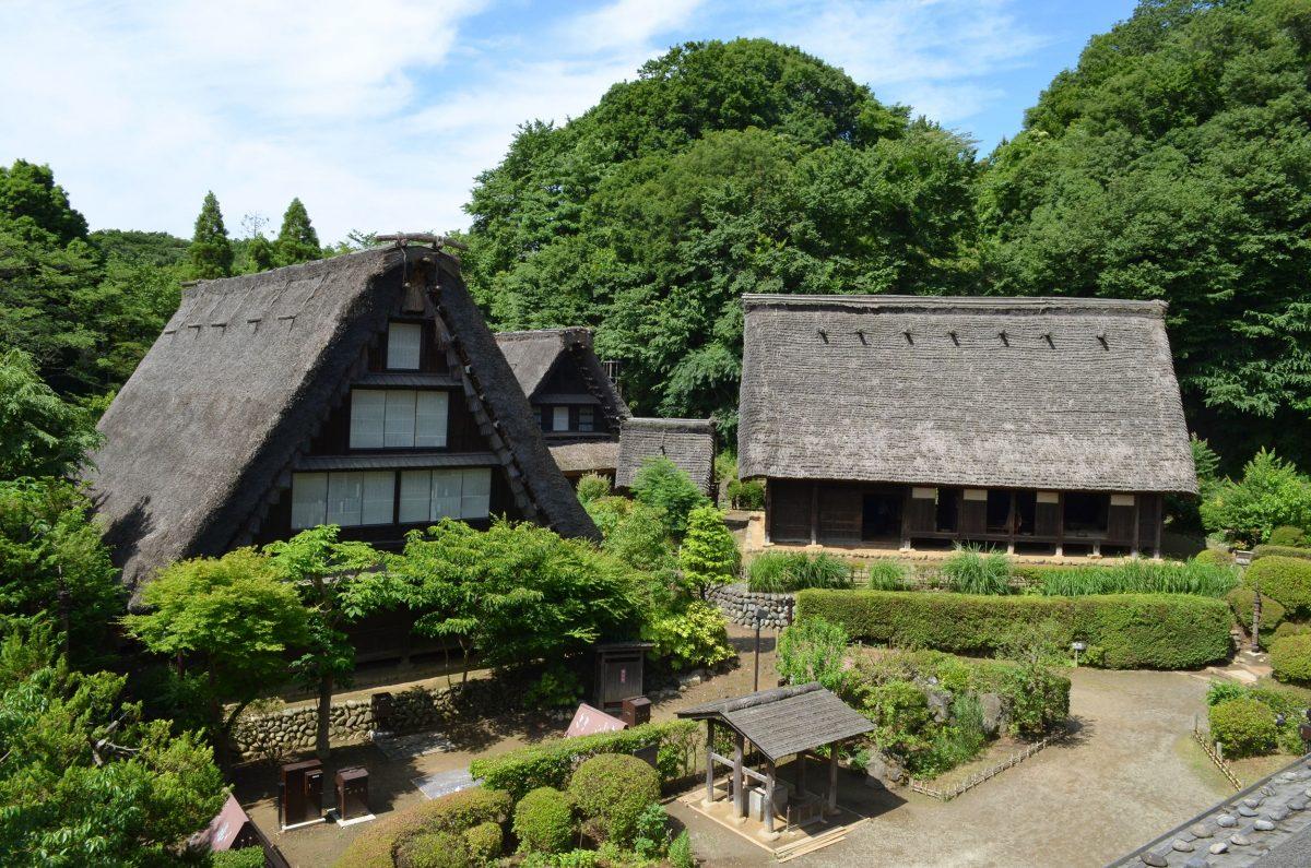 【川崎市立日本民家園】古民家が立ち並ぶ博物館で、日本の伝統文化を体験