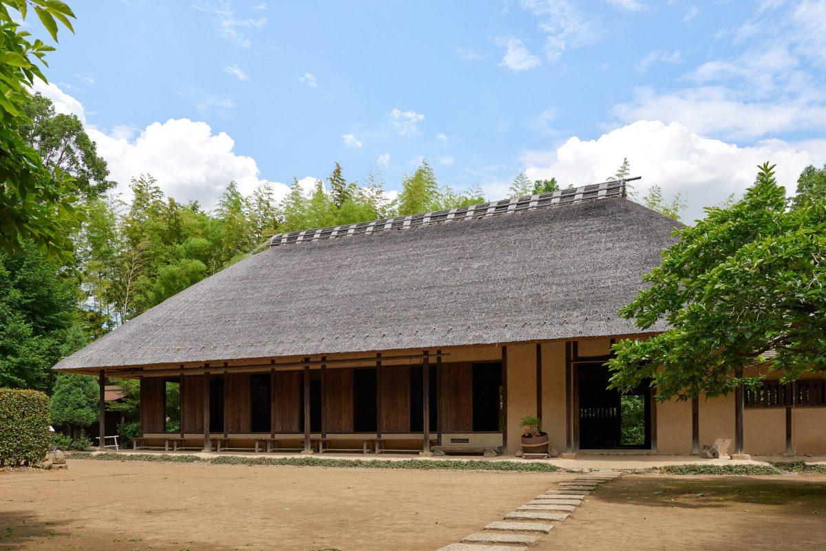 【都筑民家園】日本の歴史と文化を感じる、江戸時代の古民家