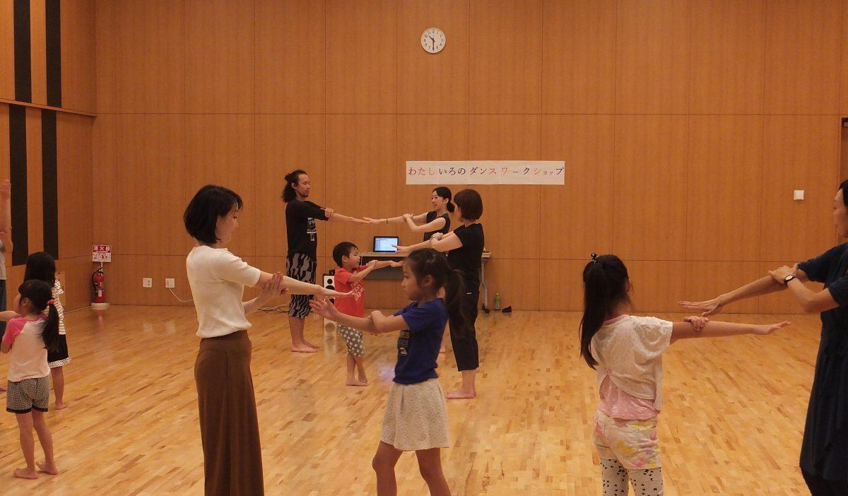 年齢、国籍、障がいの有無も越えて、ダンスでコミュニケーション!
