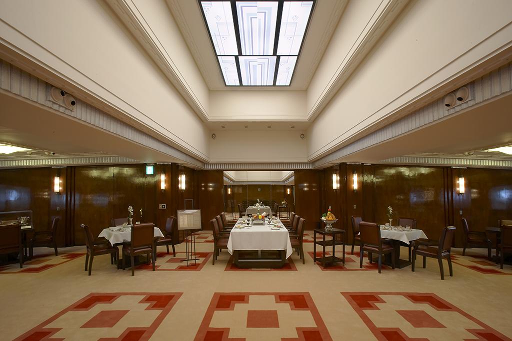 内装が美しい氷川丸の「一等食堂」にて船上コンサート開催!