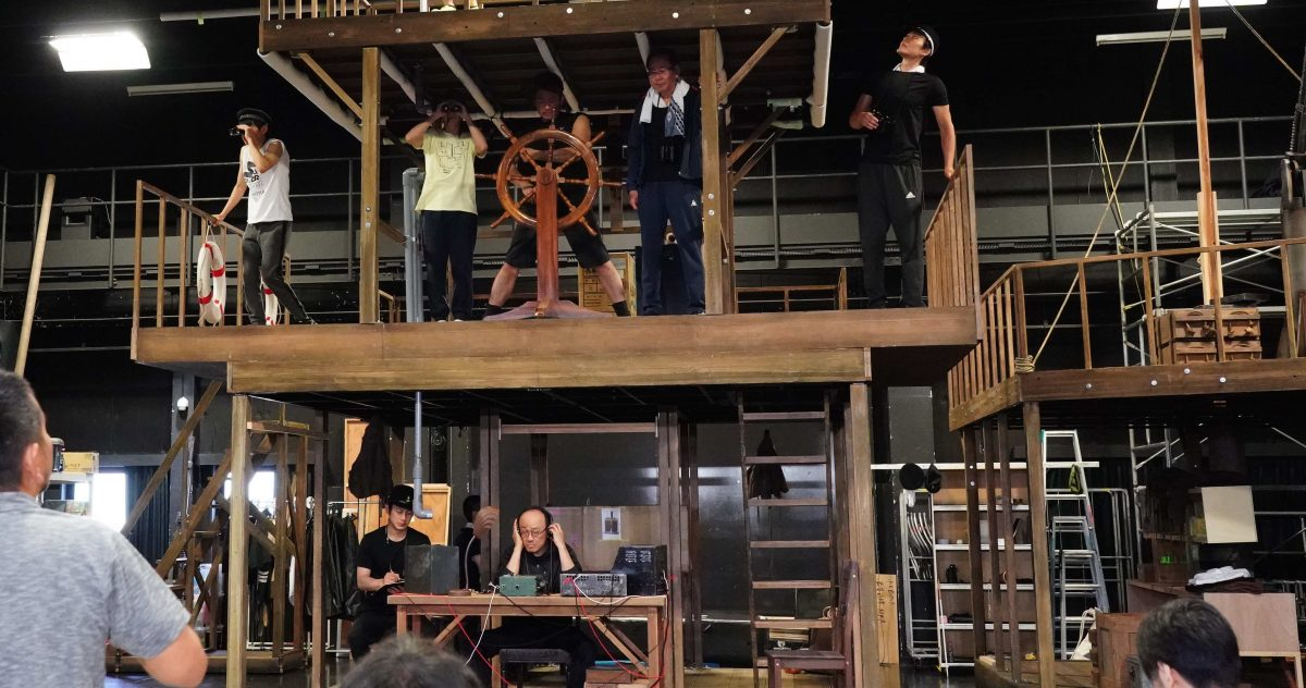 宮崎駿オリジナル作品、国内初の舞台化。神奈川県で開幕!