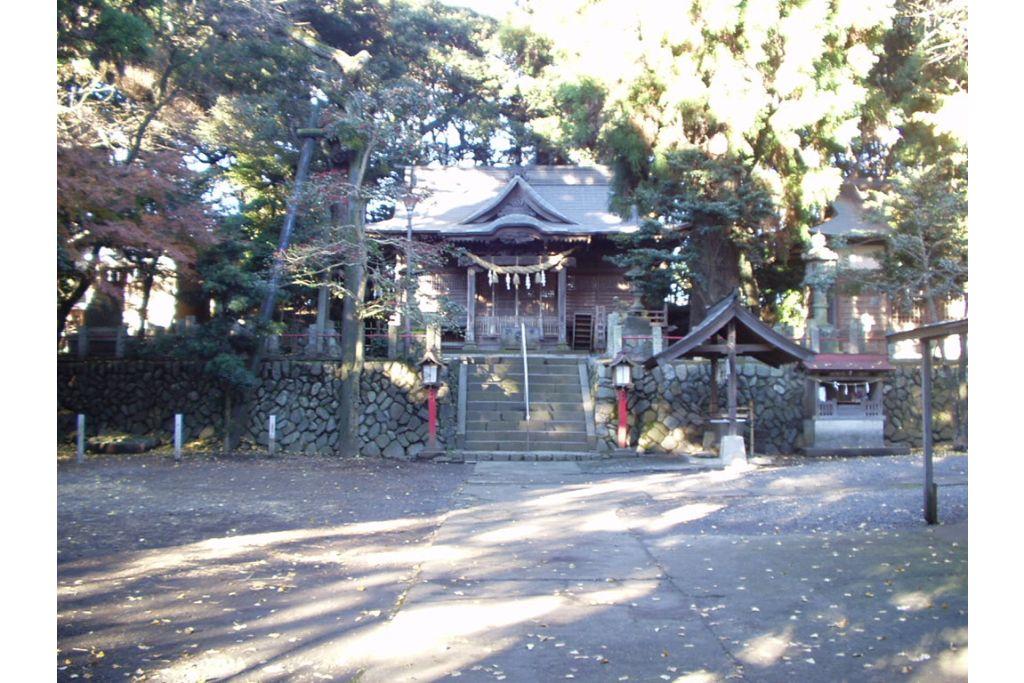 川尻八幡宮
