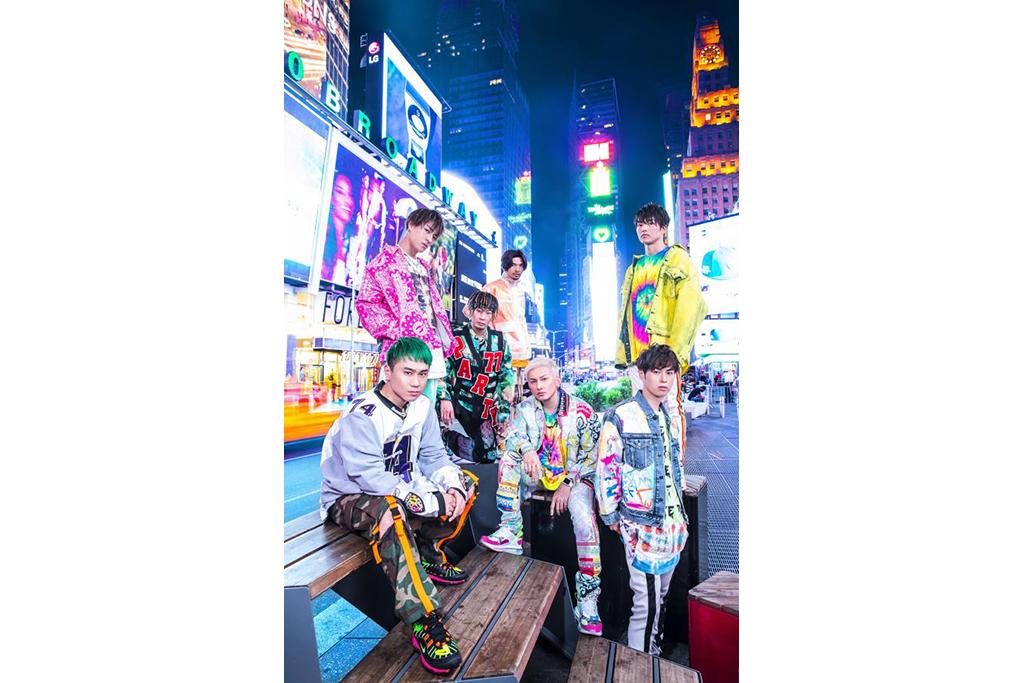 DA PUMPが、ライブツアーで横浜にやってくる!