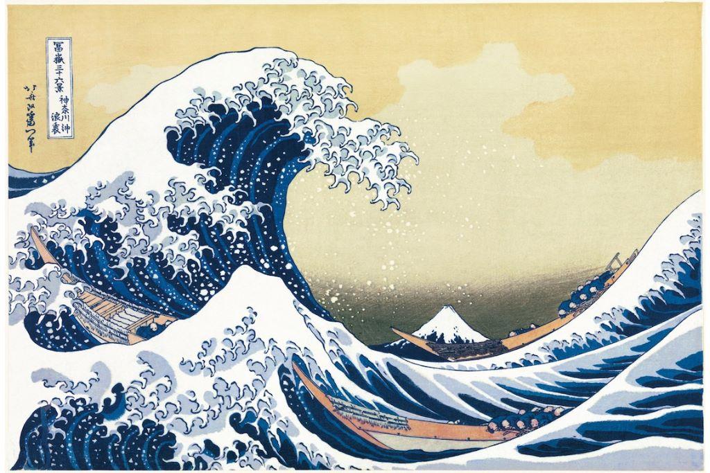 令和元年記念!リ・クリエイト(複製画)で天才絵師、北斎の謎と技に大接近!