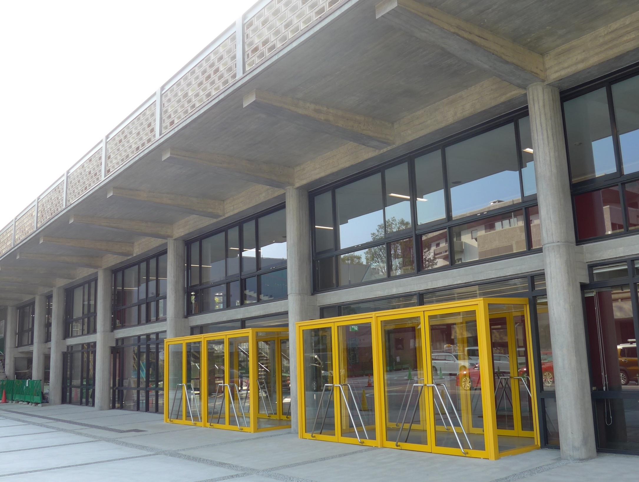 好聽!好看!在縣立音樂廳欣賞前川建築的現代主義