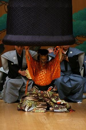 組踊誕生300年記念 横浜能楽堂・伝統組踊保存会提携公演 能の五番 朝薫の五番