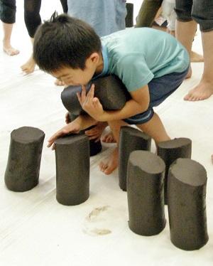 わくわく1日造形講座「土粘土であそぼう」