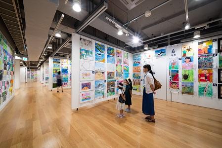 横浜市こどもの美術展2019