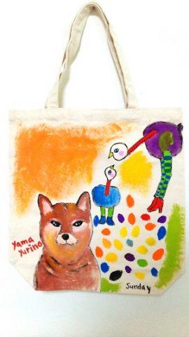 ハマキッズ・アートクラブ「トートバッグに絵を描こう」