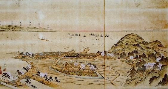 開港前後の横浜 村びとが見た1858~1860