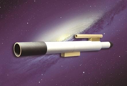 夏休み特別企画「自由研究ラボ~宿題だって楽しみたい!~」 チャレンジ教室【親子教室】「天体望遠鏡を作ろう-望遠鏡編-」