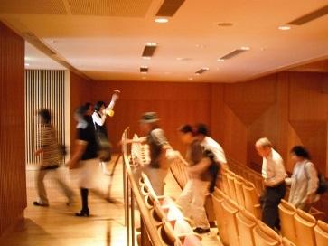 避難訓練コンサート~より安心してコンサートをお楽しみいただくために~