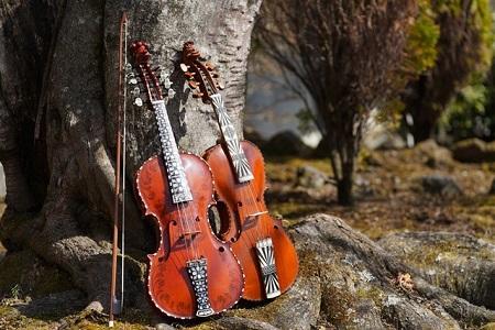 あざみ野カレッジ 北欧ノルウェーの美しき民族楽器ハーディングフェーレ ―唯一の日本人職人に聞くその魅力と調べ