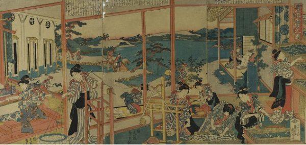 横浜・生糸ものがたりⅡ 開館60周年記念 「白き糸の調べ -かながわの製糸・撚糸-」
