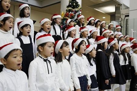あざみ野クリスマスジュニアコーラス2019
