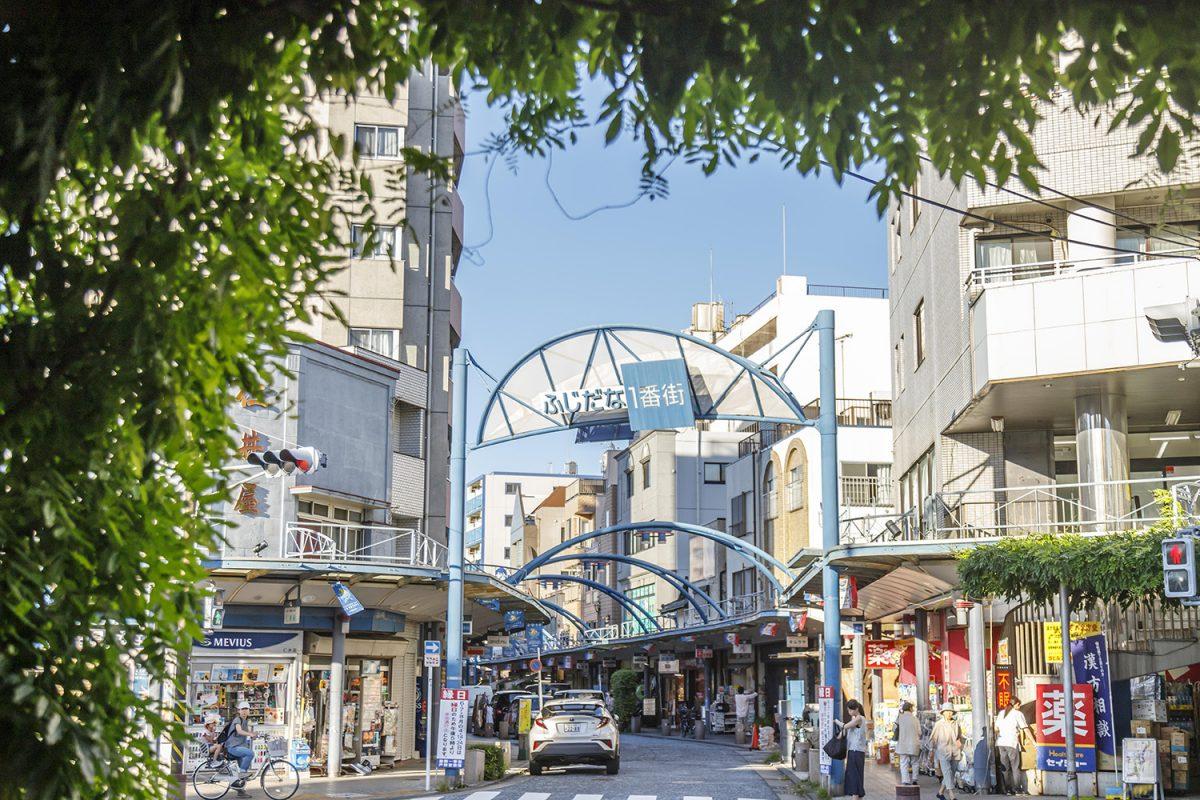 ヨコハマのディープカルチャーストリート「藤棚商店街」へGO!