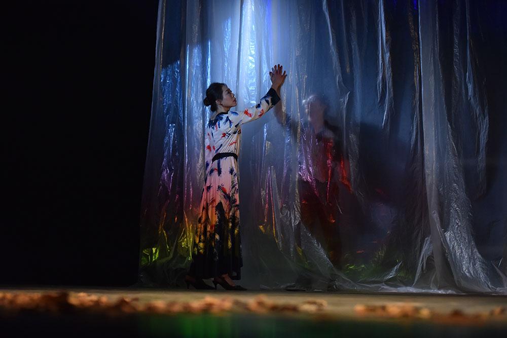 日本・ベトナム共同制作のロシア演劇に、横浜市泉区で出会う