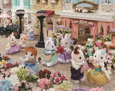 シルバニアファミリー わくわくフェスタ2019 in横浜人形の家