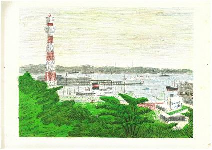 岩崎ミュージアム第438回企画展 馬場檮男 展 横濱*ワンダーランド