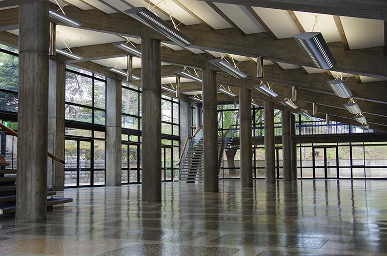 前川国夫设计指南,县立音乐厅!约60分钟的全课程建筑之旅