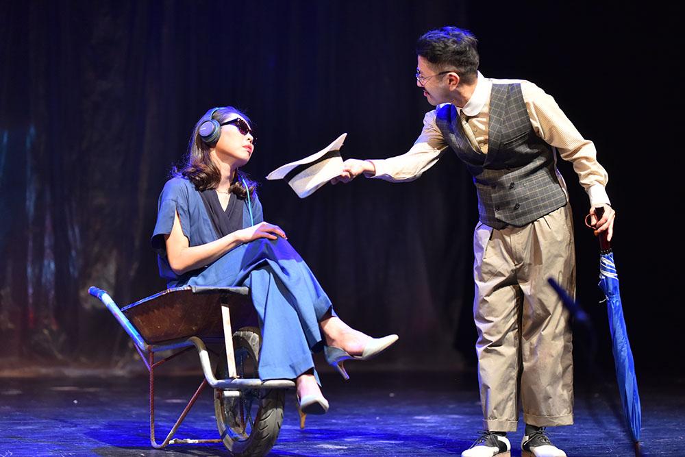 Meet Russian theater co-produced by Japan and Vietnam in Izumi Ward, Yokohama