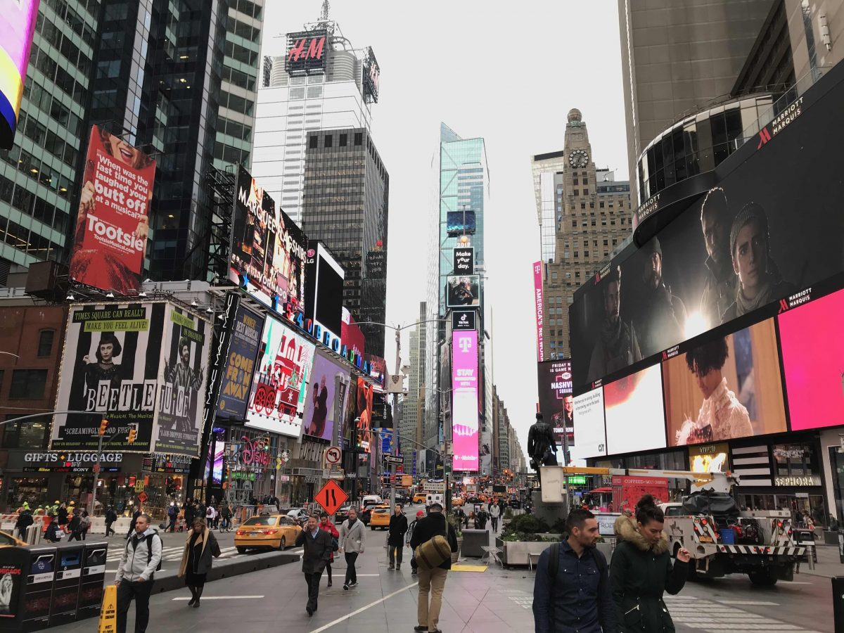 狂言でござる in ニューヨーク!