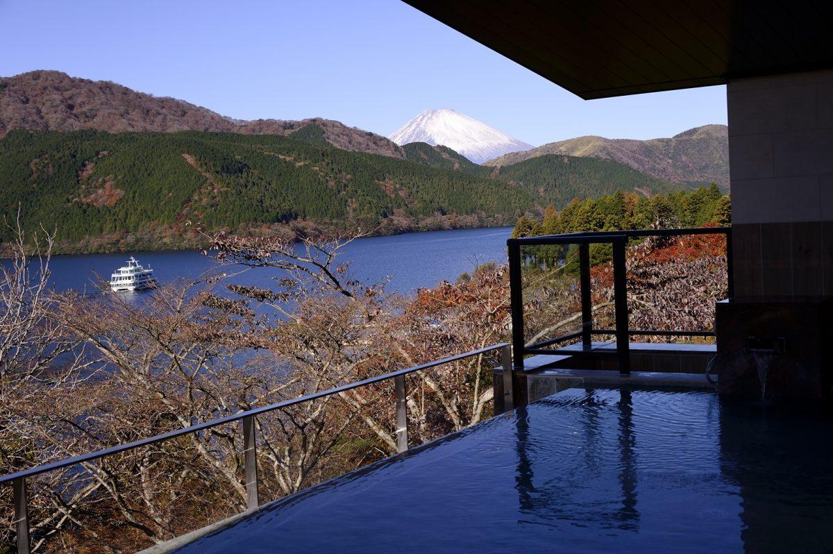 思い立ったら箱根へGO!〜ゆったり温まる日帰り温泉