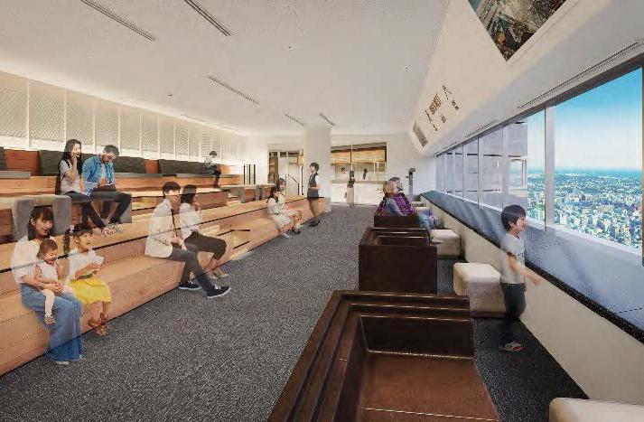 横浜ランドマークタワー 69階展望フロア「スカイガーデン」リニューアルオープン