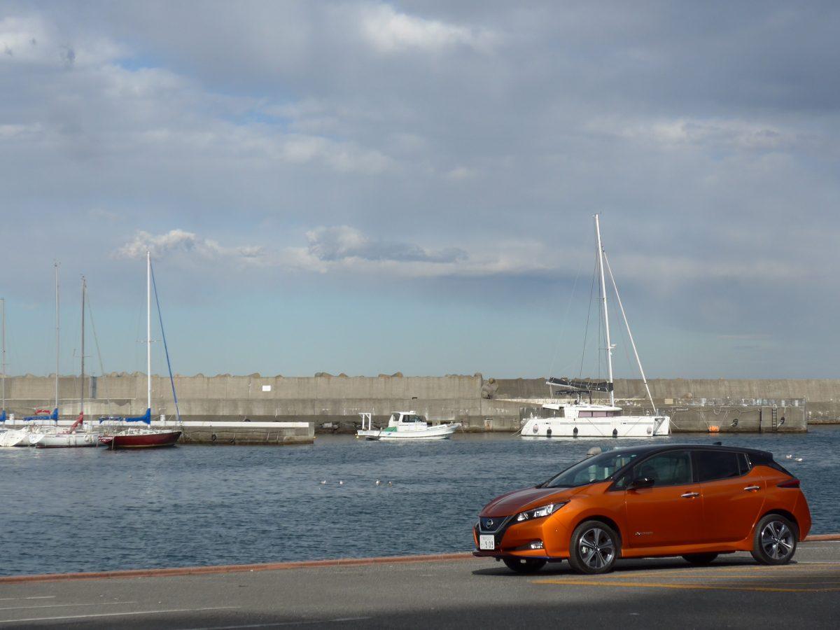 EVで行くエコな旅〜アーティストが愛した海と緑の半島を走る!