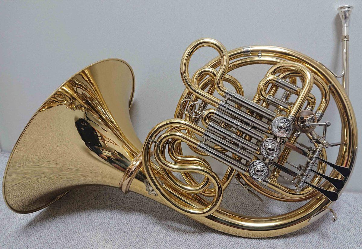 《ホルン》多くのオーケストラ作品で印象的なメロディーを担当