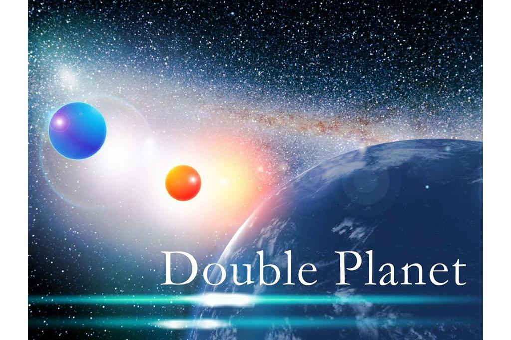 小説スタイルの連載『Double Planet』のバックナンバーをCHECK!!