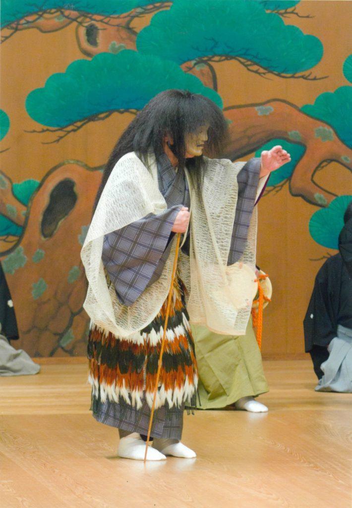 【d】  横浜能楽堂企画公演「馬場あき子と行く 歌枕の旅」第1回 陸奥国・外の浜