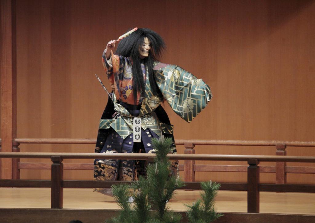 【d】  横浜能楽堂企画公演「馬場あき子と行く 歌枕の旅」第4回 上野国・佐野